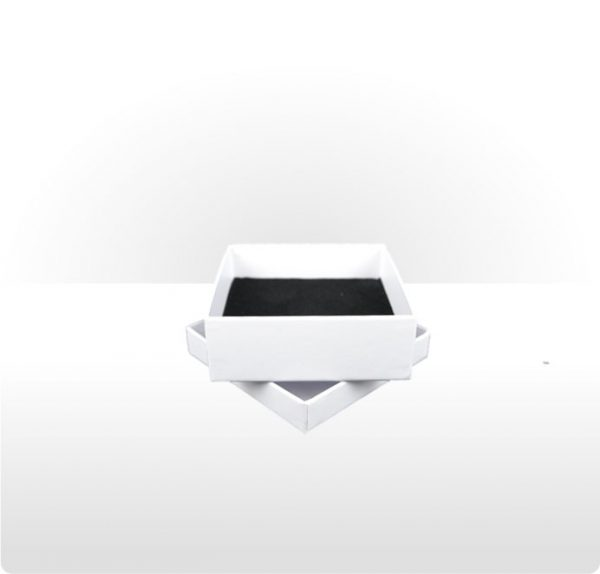 White Two Piece Card Universal Box