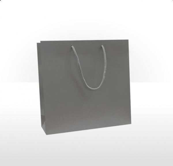 Medium Grey Paper Bag