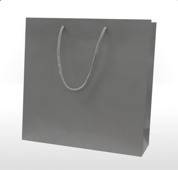 Large Grey Paper Bag