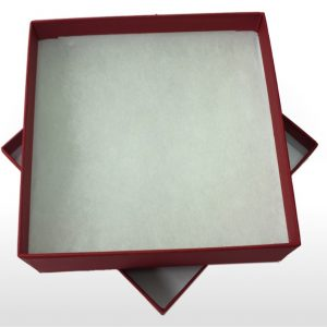 Medium Red Gift Box