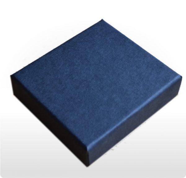 Small Black Postal Gift Box