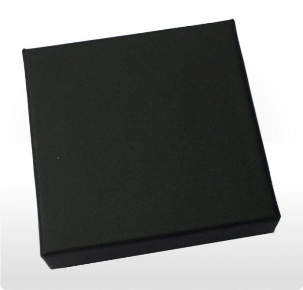 Medium Black Postal Gift Box