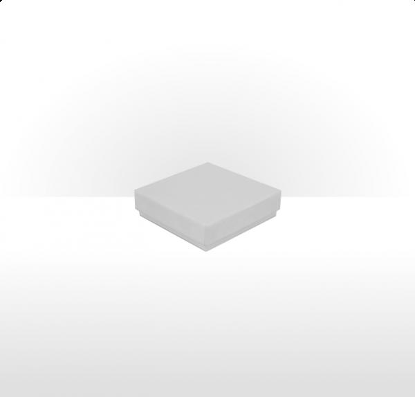 Medium White Postal Gift Box