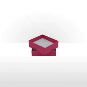 Small Raspberry Postal Gift Box