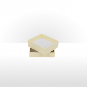 Small Buttermilk Postal Gift Box