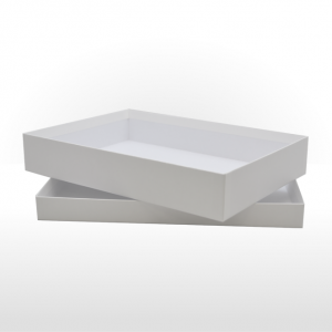 Extra Large White Gift Box