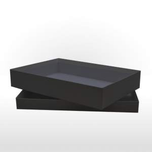 Extra Large Black Gift Box