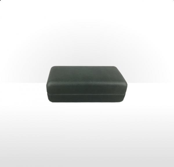 Large Green Cufflink Box