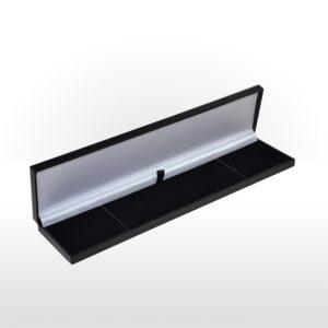 Black Postal Bracelet Box