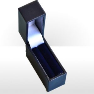 Blue Postal Ring Box