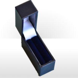 Blue Postal Ring Box
