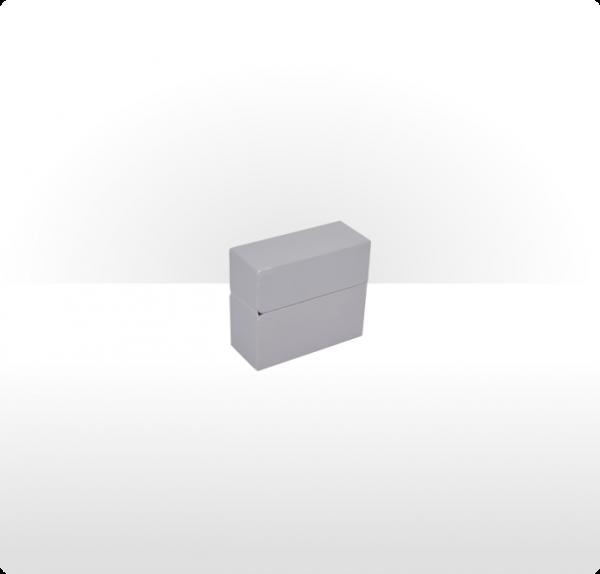 Grey Postal Ring Box