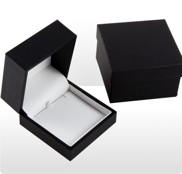 Luxury Black Pendant Box