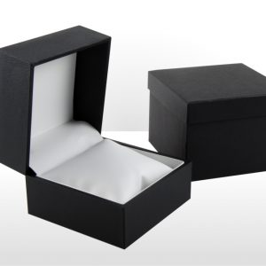 Luxury Black Bangle or Watch Box