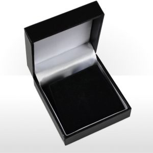 Black Pendant or Earring Box