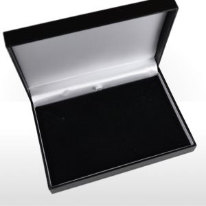 Small Black Necklace Box