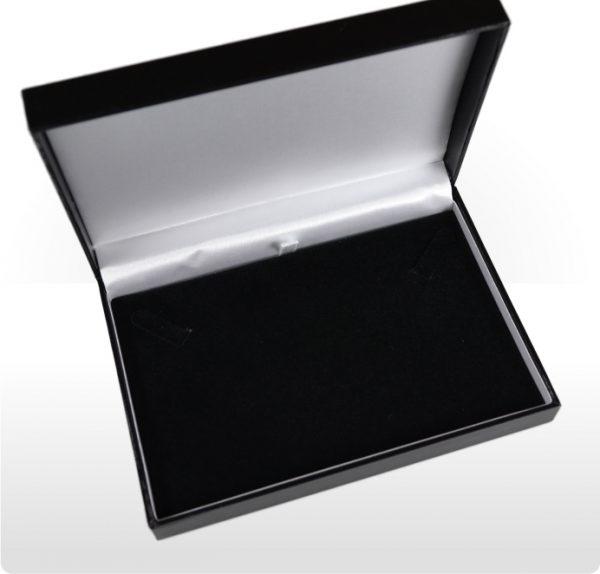 Small Black Necklace Box