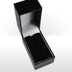 Black Upright Bangle Box