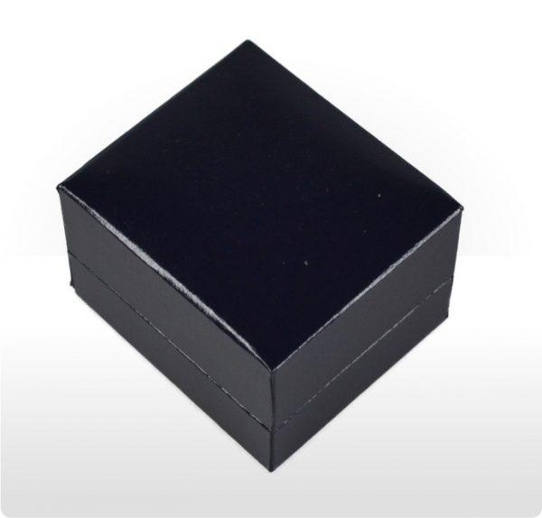 Blue Earring Box