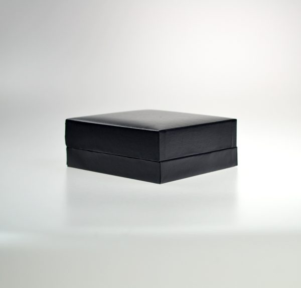 Blue Flat Pad Bangle Box
