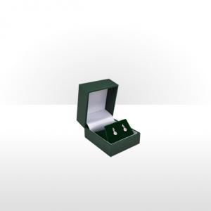 Green Earring Box