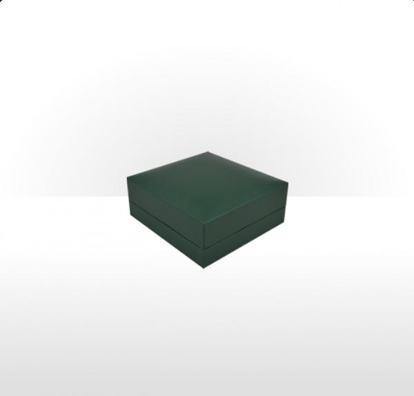 Green Flat Pad Bangle Box