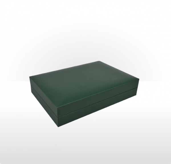 Small Green Necklace Box