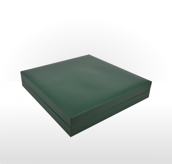 Large Green Necklace Box