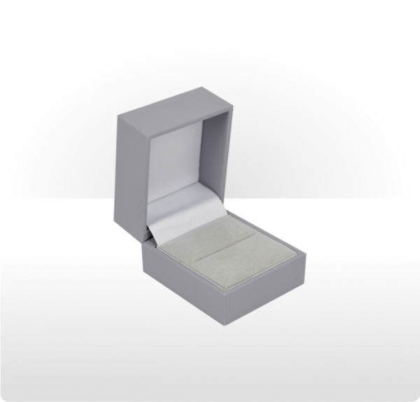 Grey Ring Box