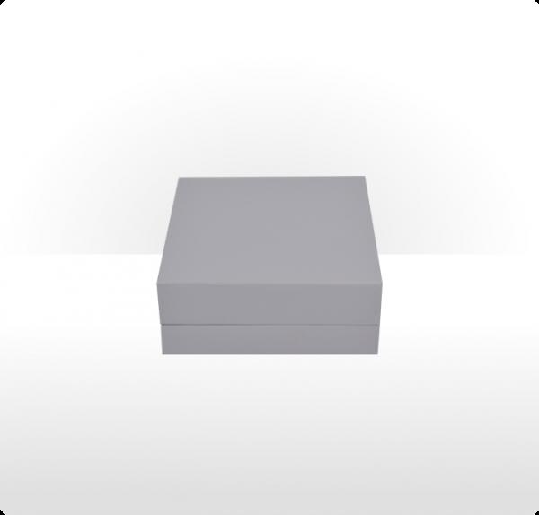 Grey Flat Pad Bangle Box