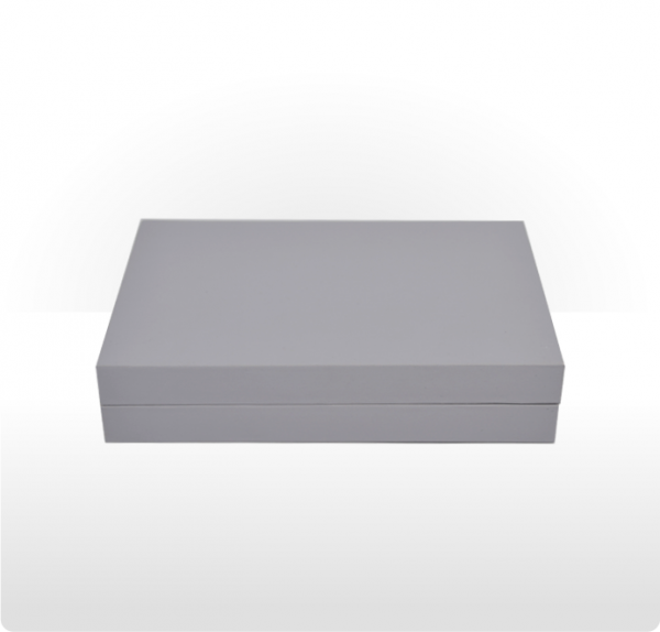 Small Grey Necklace Box