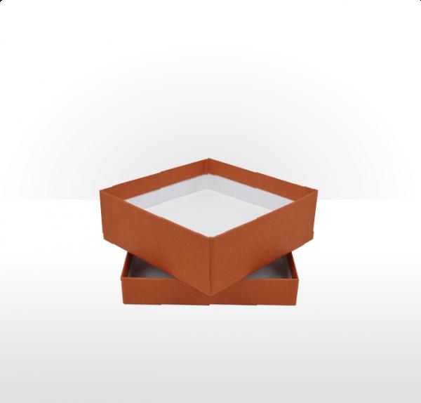 Medium Terracotta Gift Box with Double Side Foam Insert