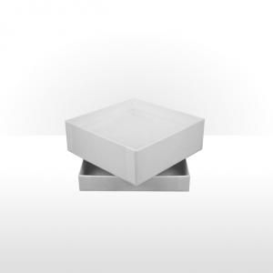 Medium White Gift Box with Polywadding Insert