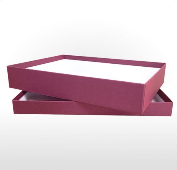 Extra Large Raspberry Gift Box