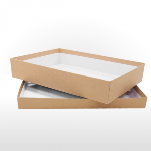 Extra Large Kraft Paper Covered Gift Box 275 x 195 x 50mm