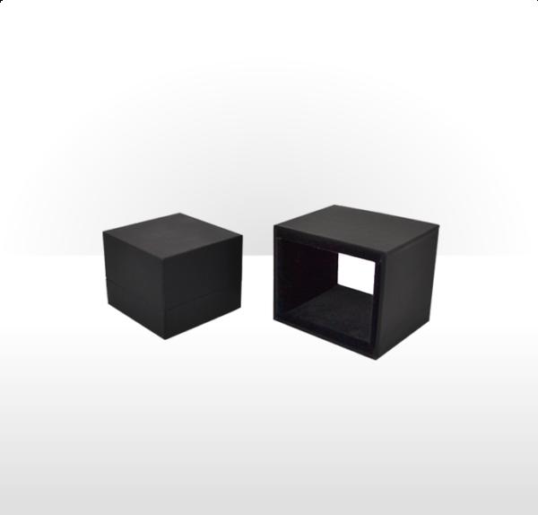 Premier Range Earring Box Black