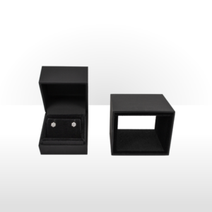 Premier Range Earring Box Black