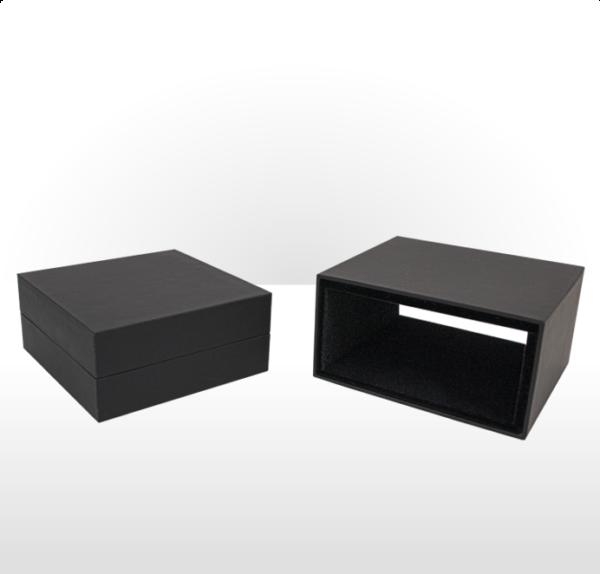 Premier Range Pendant Box - Black