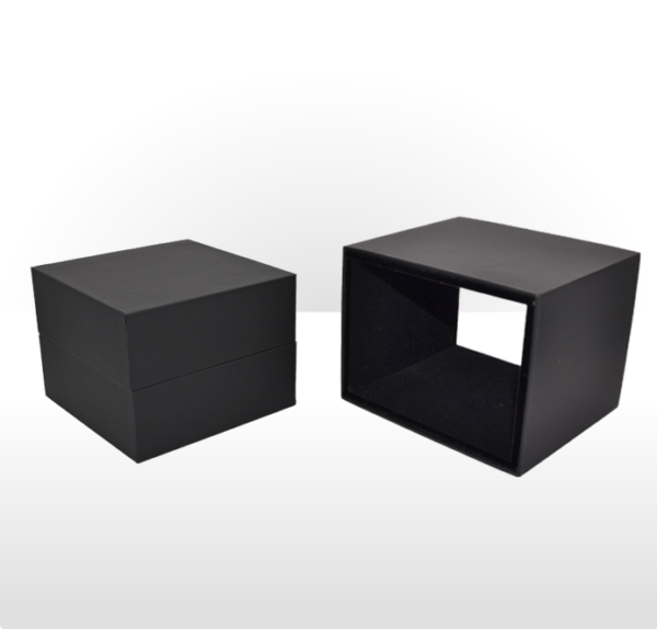 Premier Range Bangle Box - Black