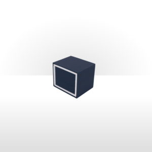 Premier Range Ring Box Blue