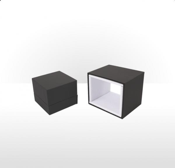 Premier Range Ring Box Grey