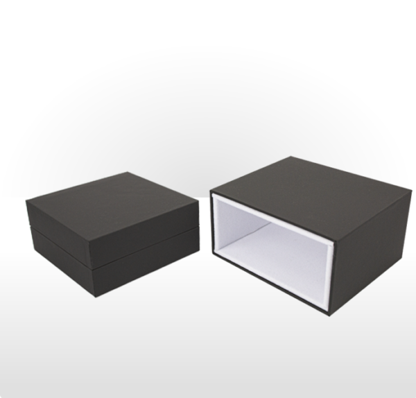 Premier Range Pendant Box Grey