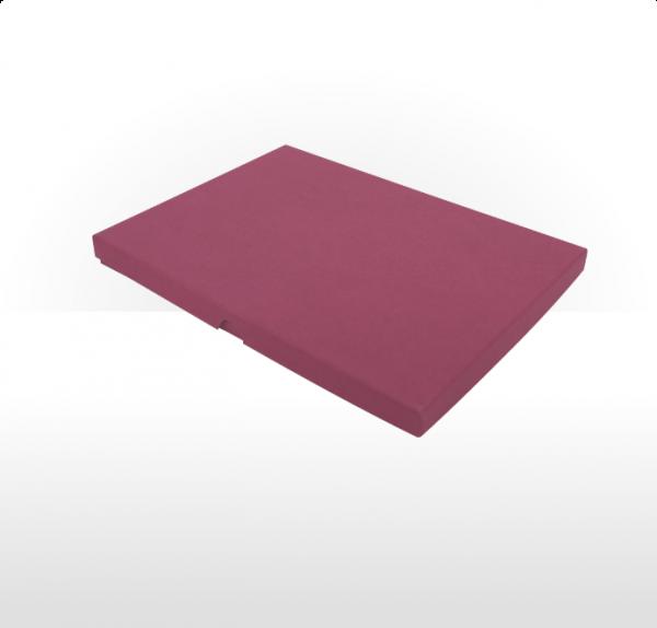 A5 size gift box - Raspberry