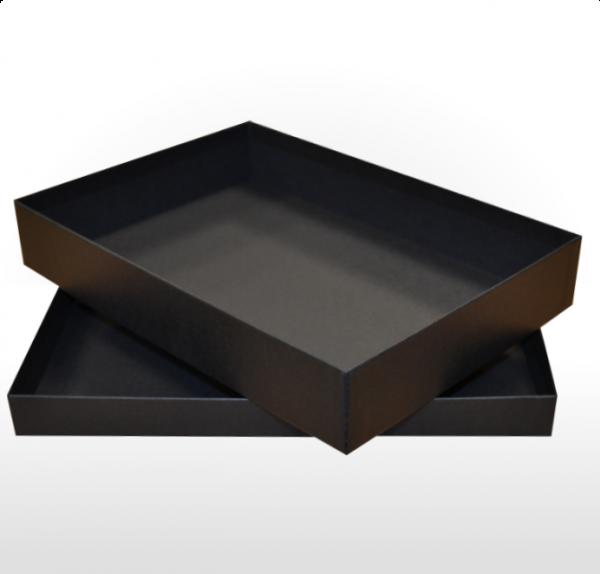 Extra Large Black Gift Box 275 x 195 x 50 mm (2)